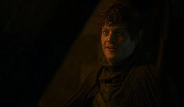 Ramsay nieve sonrisa de loco - Juego de Tronos en los siete reinos