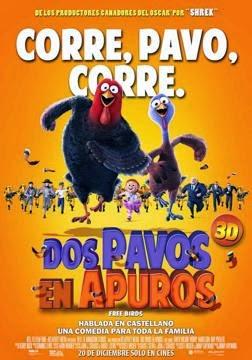 Dos Pavos en Apuros (2013)
