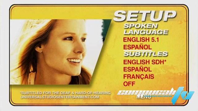 Hit and Run DVDR NTSC Español Latino 2012