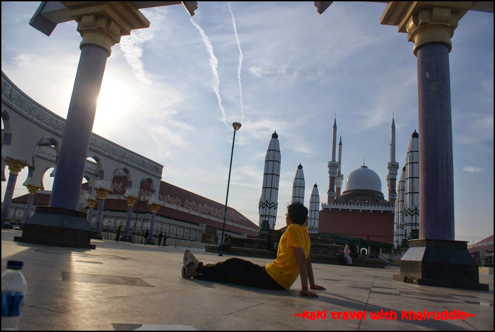 ... : From Malaysia to the World with Khairuddin: Kota Semarang Part 3