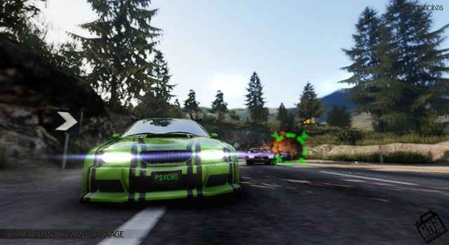 Gas Guzzlers Combat Carnage PC Full Skidrow Descargar 2012
