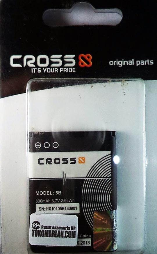 Baterai Cross 5B