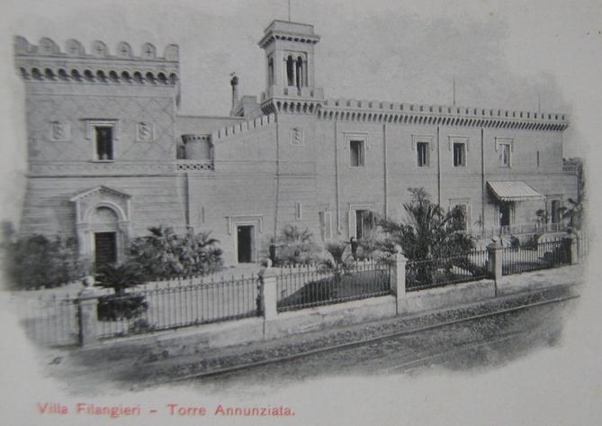 Torre Annunziata Villa Filangieri