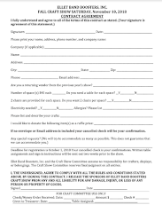 2018 Ellet Craft Show Application