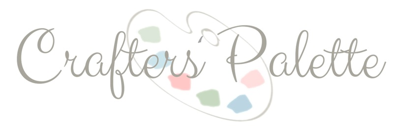 Crafters' Palette Blog