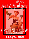 SHOP AS IZ VINTAGE ONLINE