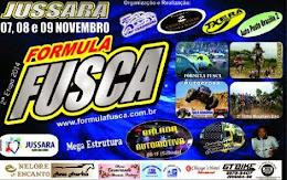 FÓRMULA FUSCA - JUSSARA-GO