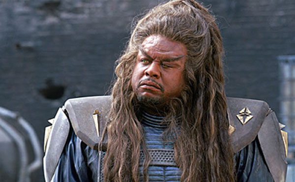 Forrest Whitaker in Battlefield Earth