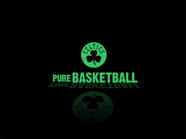 boston celtics logo wallpaper normal