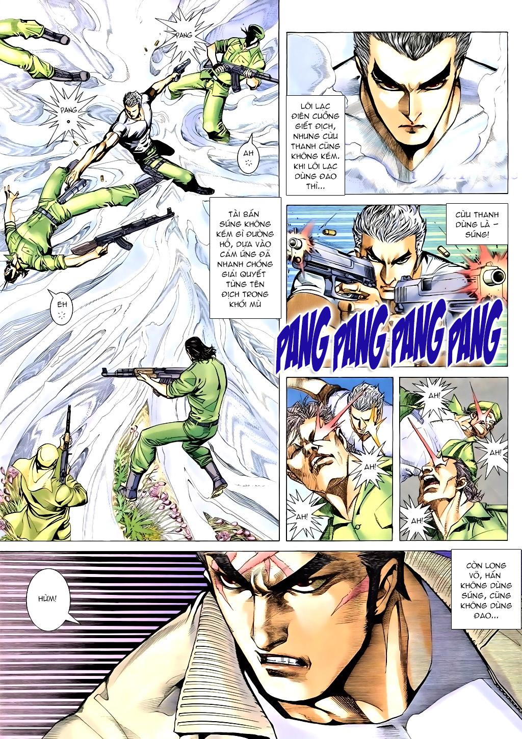Á Châu Hùng Sư Chap 8 - Next Chap 9