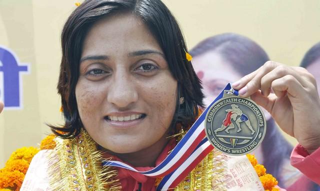 Neha Rathi (Wrestling) - Arjuna Award