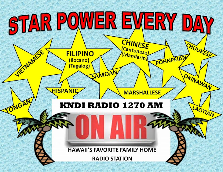 LIVE ON AIR WITH STAR POWER
