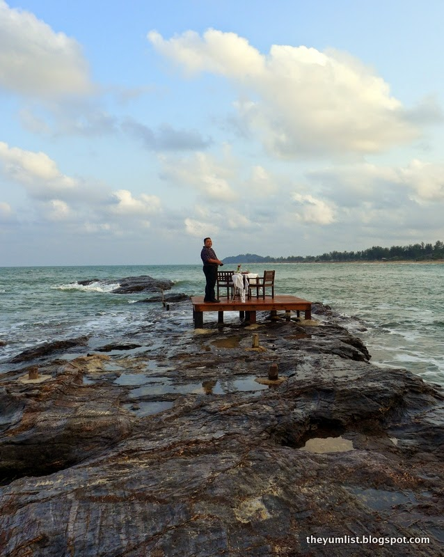 Best Place to Propose, The Rock, Tanjong Jara Resort