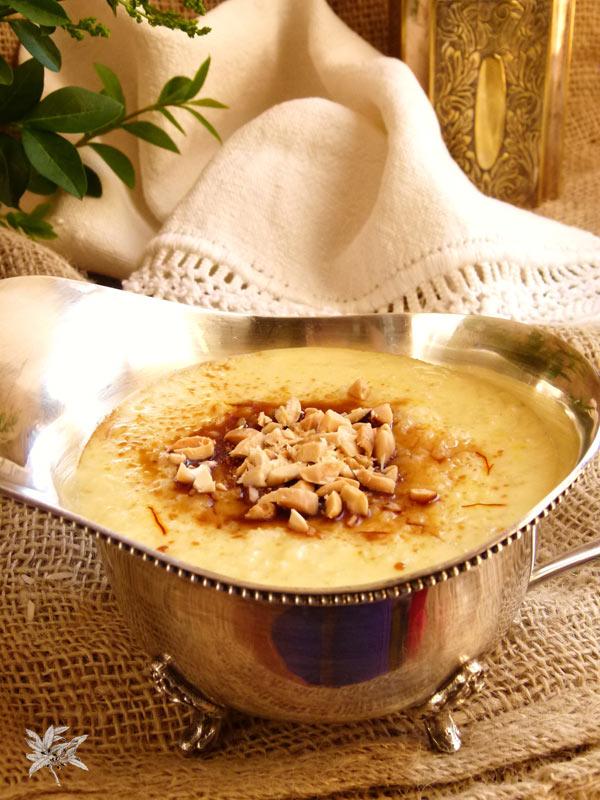 Receta de Arroz al estilo indio • Gurmé