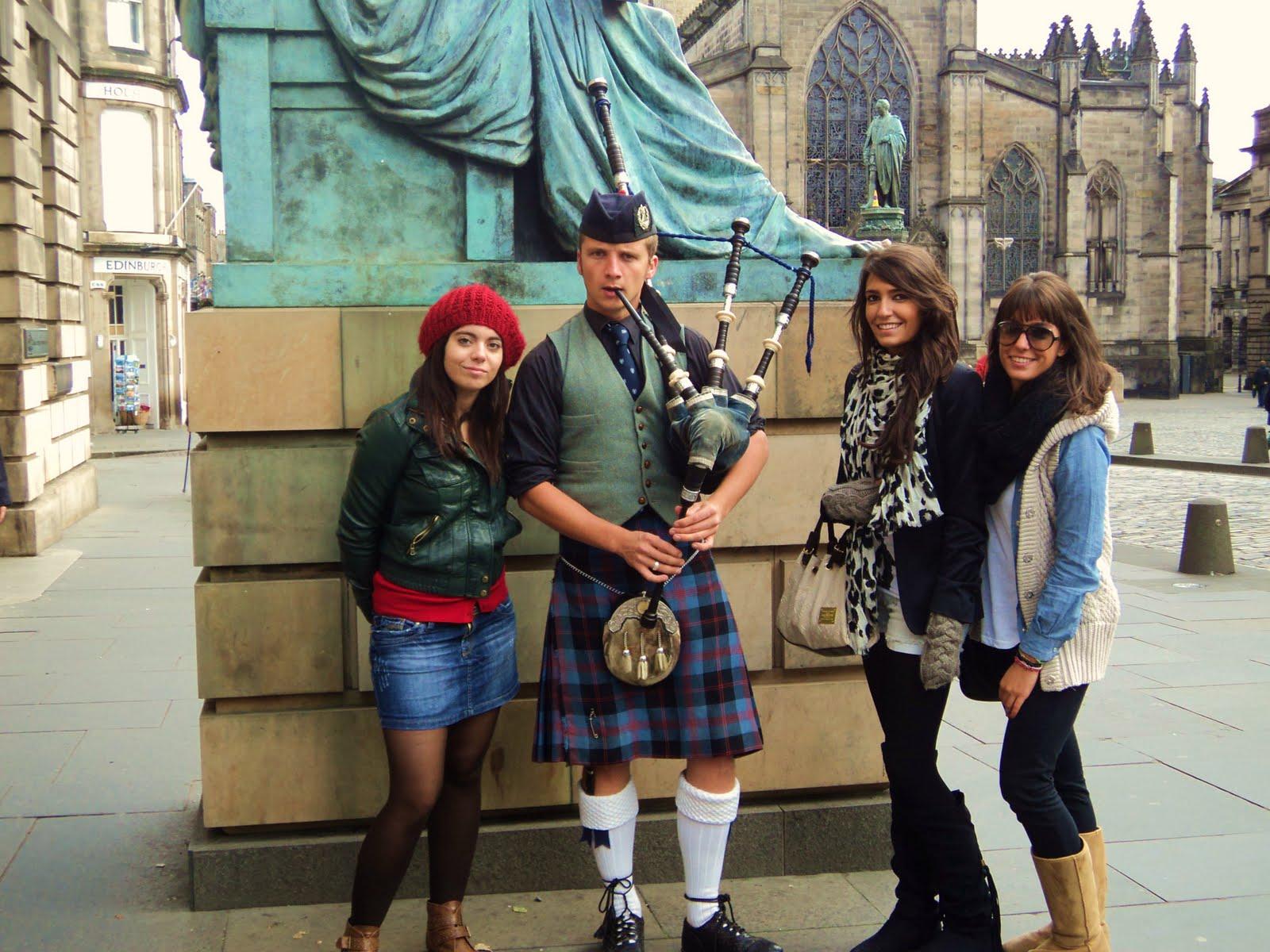 Resultado de imagen para Escoceses gente