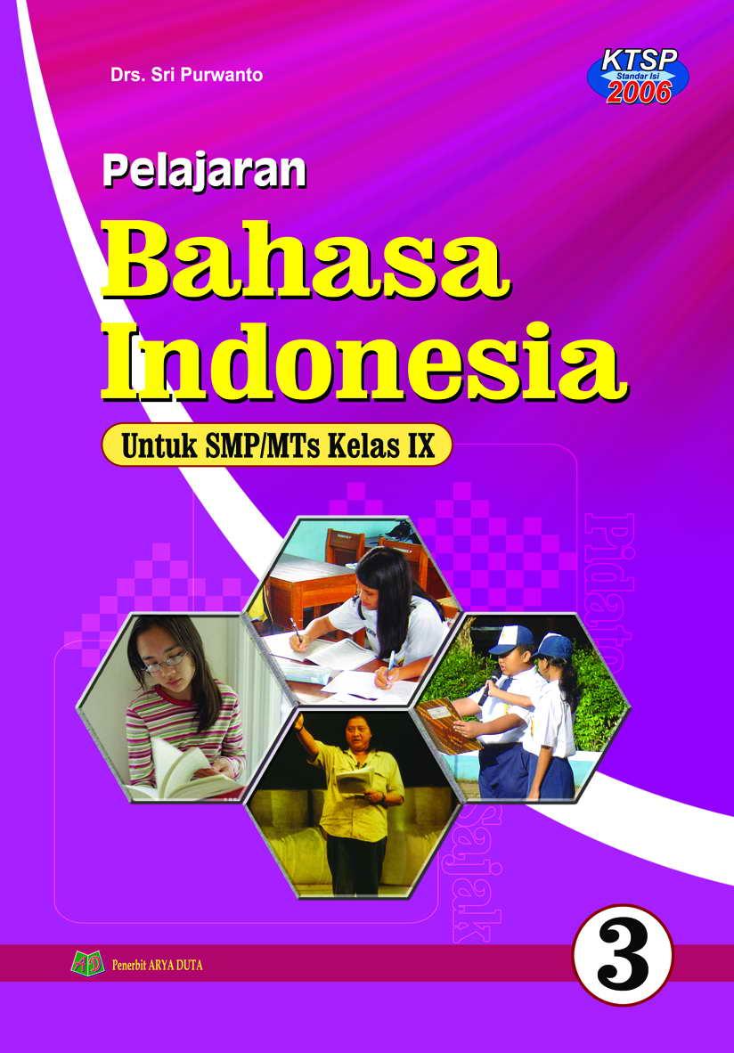 COVER BUKU BAHASA INDONESIA SD DARI MASA KE MASA