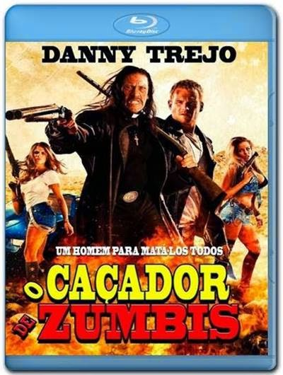 O Cacador de Zumbis 1080p Bluray Dual Audio