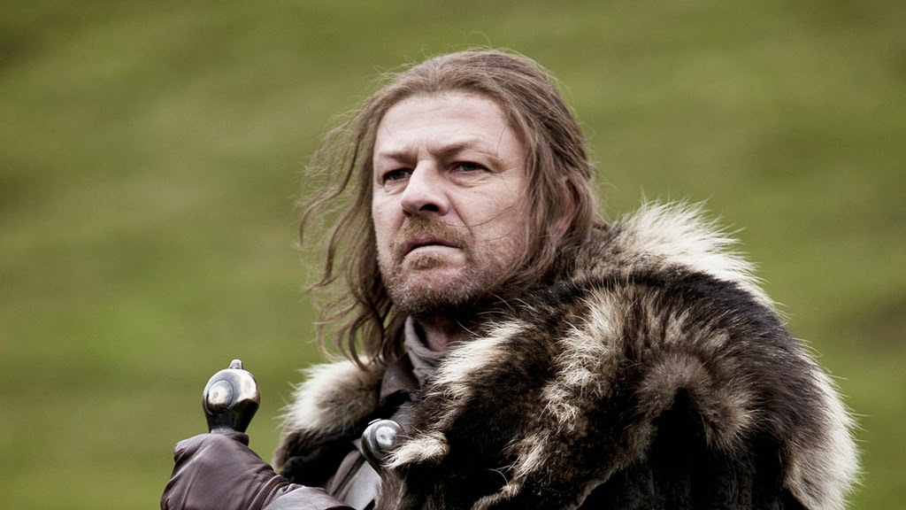 Eddard Stark (from Game of Thrones)