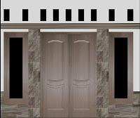 Model Rumah Minimalis on Model Pintu Rumah Minimalis