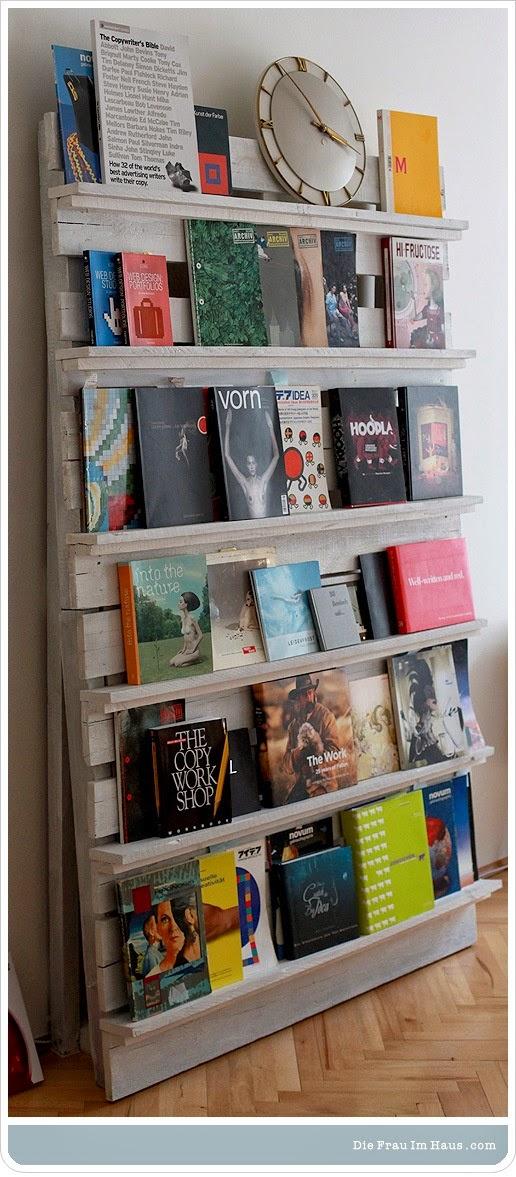 Librería Pallets