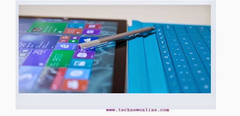 Surface Pro 3 - ambitions to replace the traditional laptop 6