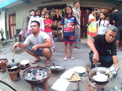 Lomba memasak RT43 Keparakan Lor Mergangsan yogyakarta