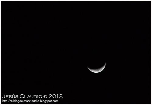 El Blog de Jesus Claudio: Conjunción Venus, Júpiter y Luna en cuarto ...