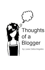 Thoughts of a Blogger