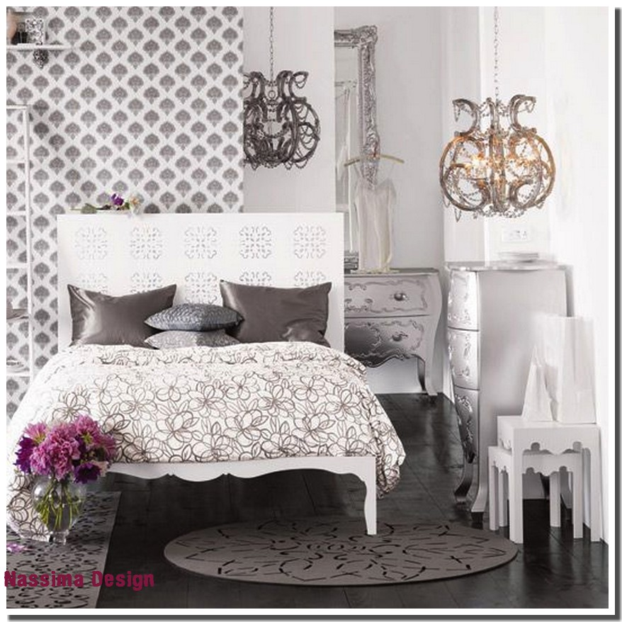 chambre baroque fille awesome free chambre fille rose et. Black Bedroom Furniture Sets. Home Design Ideas