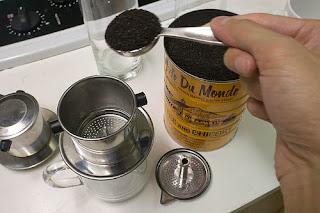 Cafe Sua Da Maker