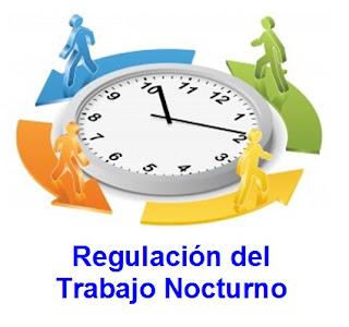 Regulación del Trabajo Nocturno