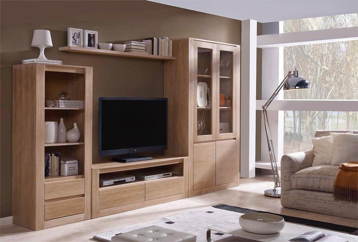 muebles de sal n 5 composiciones modulares de madera para
