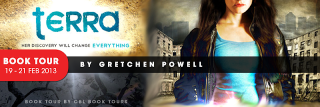 Terra Blog Tour Gretchen Powell