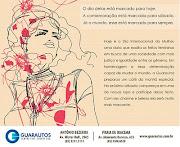 Mailings para o Dia Internacional da Mulher. Publicada por Sidarta Arruda