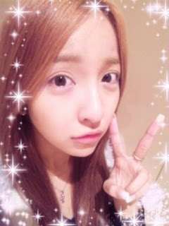 AKB48's Tomomi Itano Without Makeup