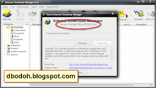 About Internet Download Manager