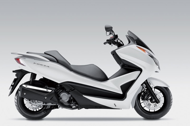 2013 Honda NSS300 Forza Review And Picture | New