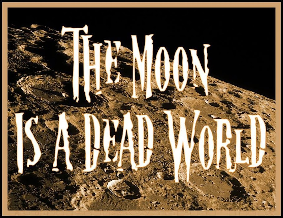 The Moon is a Dead World: horror reviews