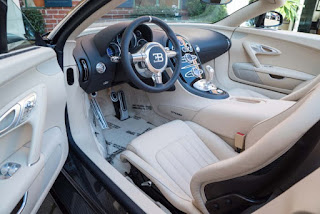 Bugatti Veyron Vitesse Le Diamant Noir