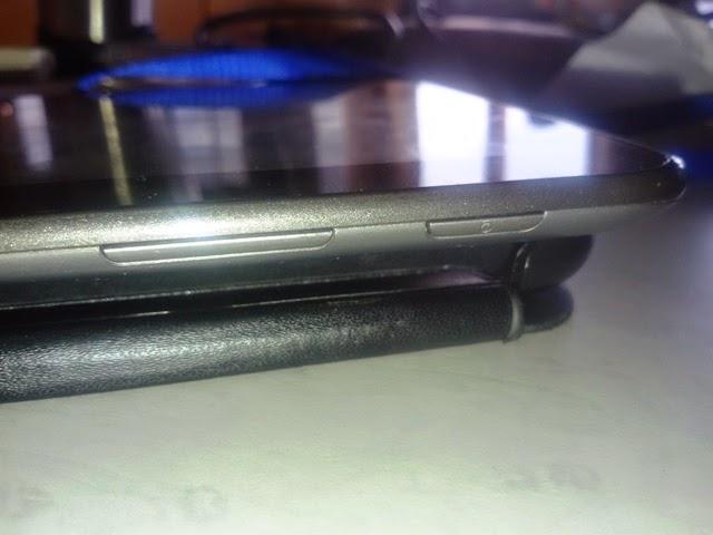 la tablette tactile galaxy tab