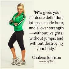 Chalene Johnson's PiYo Workout, Defined Results