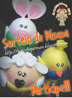 Participe do Sorteio de Páscoa!
