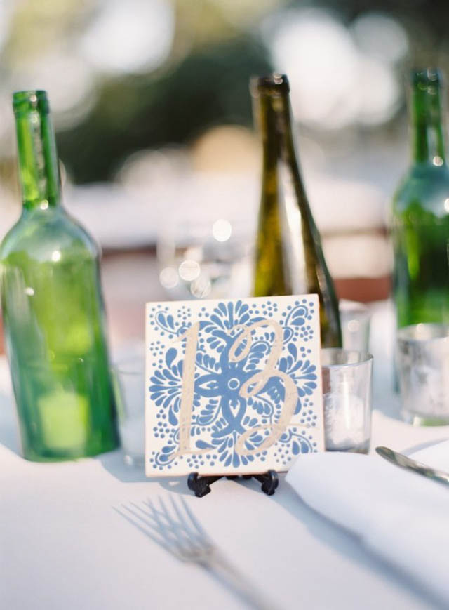 azulejo boda andalucia tile spanish wedding idea