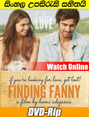 Finding Fanny (2014) Hindi Watch online with sinhala subtitle