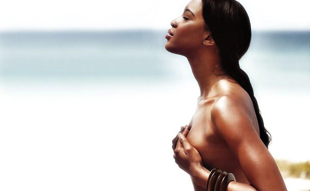 Naomi Campbell Asian 34