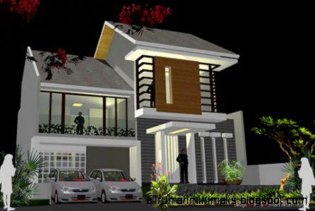 Gambar Rumah Minimalis Tropis Untuk Hunian Yang Nyaman