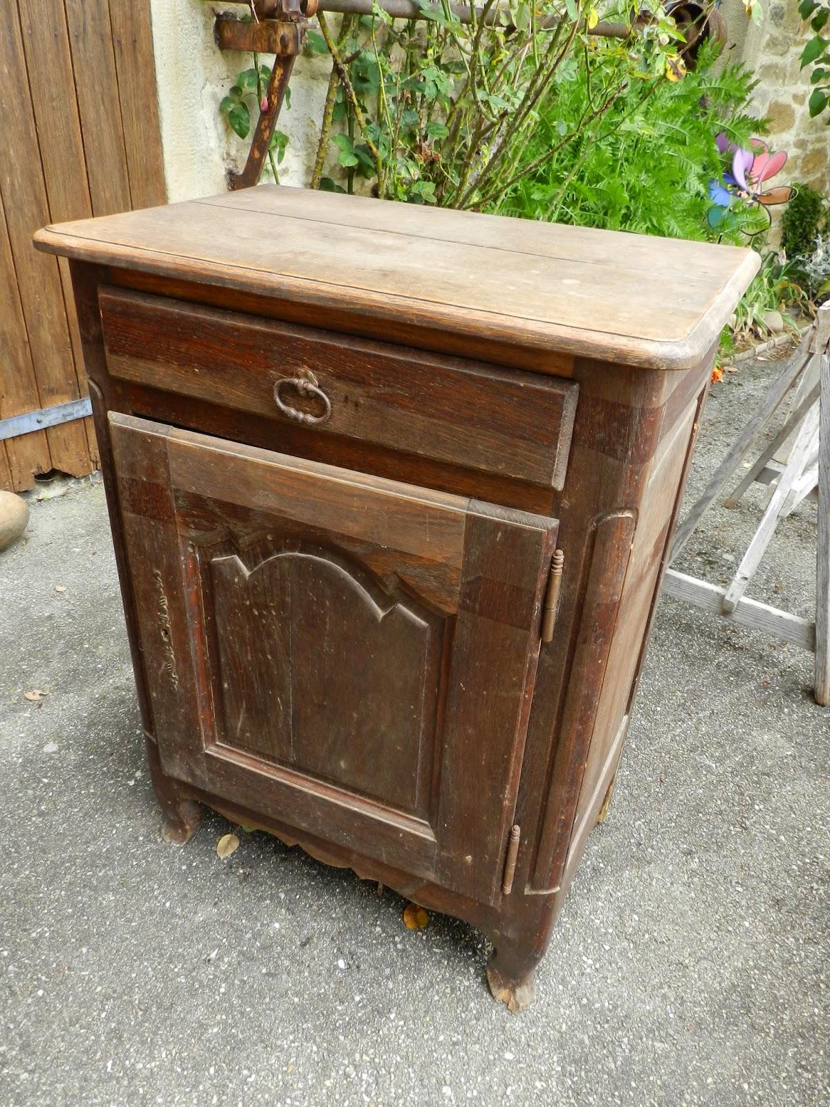 La sourigolote octobre 2014 for Moderniser des vieux meubles