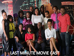 NEW MOVIE: LAST MINUTE