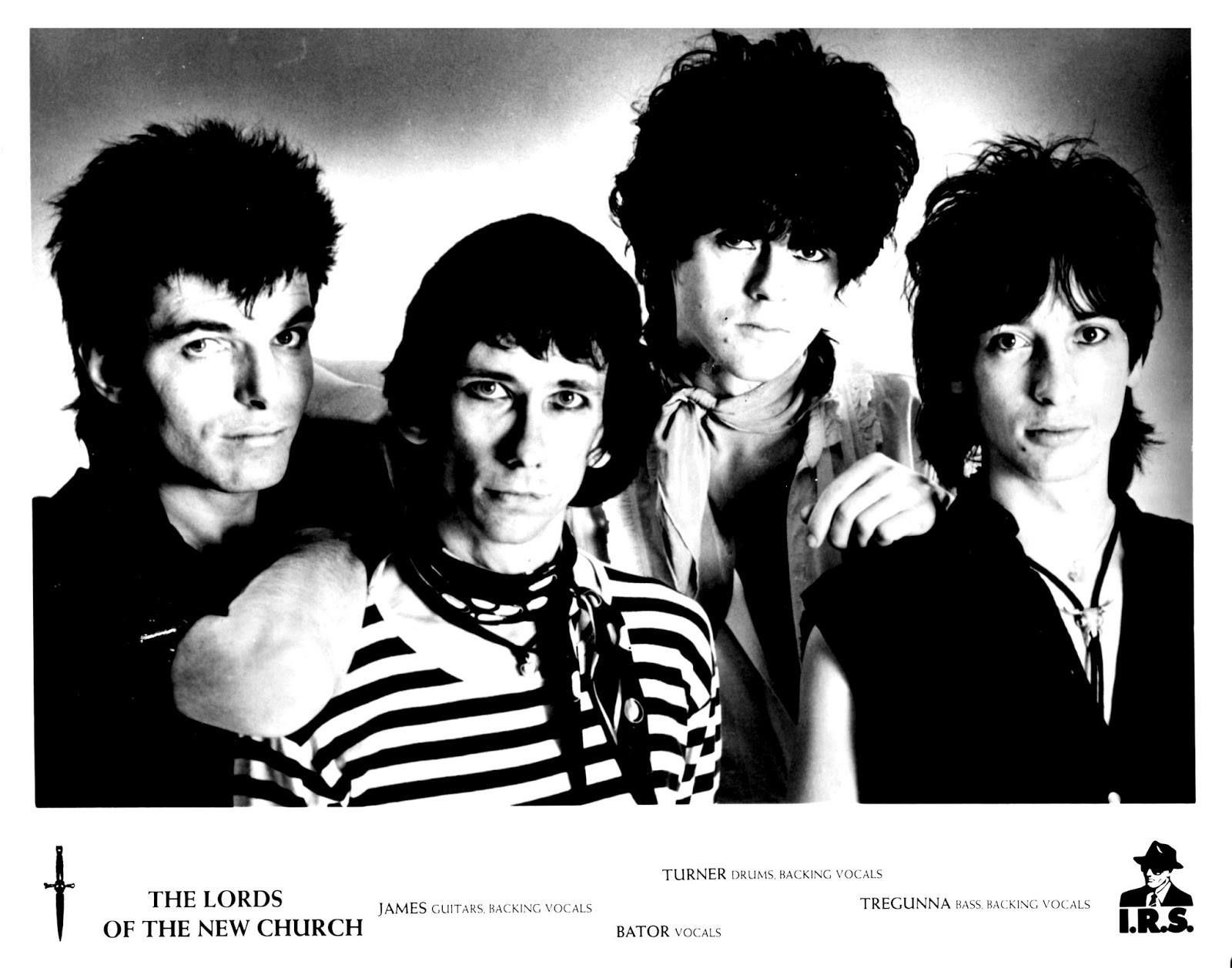 Stiv Bators The Church And The New Creatures