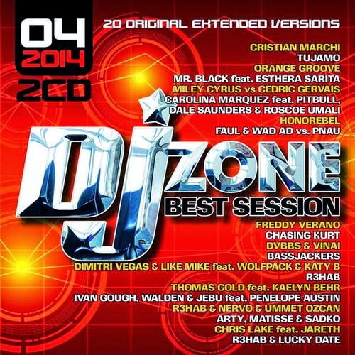 DJ Zone - Best Session 04/2014